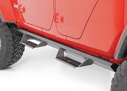 Estribos Rough Country Jeep Gladiador
