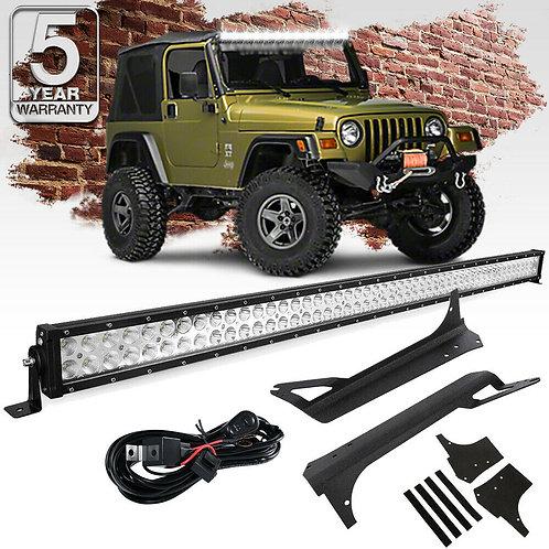 Barra Led Jeep JK 97-06