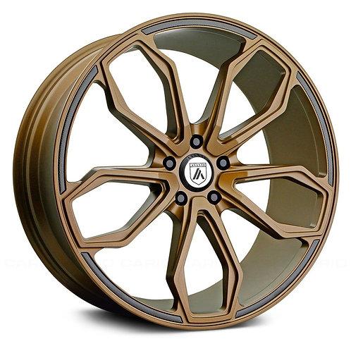 Rin 20x8.5 Asanti ABL-19 Bronze