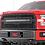 Thumbnail: Parrilla de Acero Rough Country  Ford F-150 /Lobo