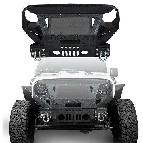 Facia con Parrilla de Acero Jeep JK 07-18