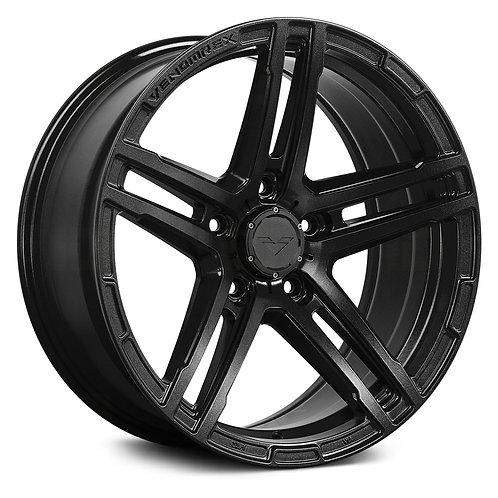 Rin 17x9 VenomRex -501 COAL BLACK