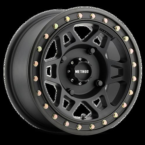 Rin 15x7 Method MR405 Beadlock Black