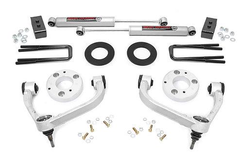 Lift Kit 3¨2 Tacones Delanteros y   2 Amortiguadores traseros