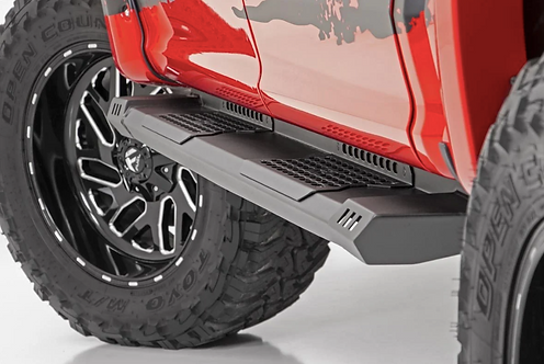Estribos Rough Country DS2 Ford F-150 /Lobo