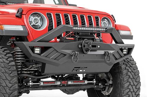 Facia de Acero Led DS2 Rough Country Jeep Gladiador