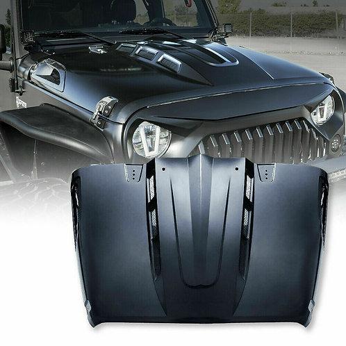 Cofre de Acero Jeep JK 07-18