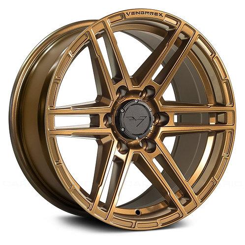 Rin 17x9 VenomRex 602 Highland Bronze