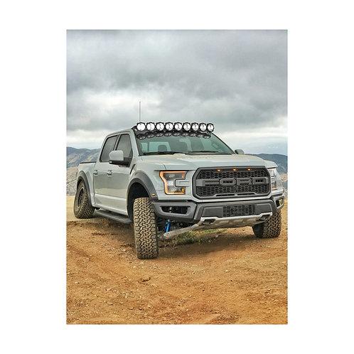 Barra Kc Hilities 75¨  Ford Raptor 2015-2021