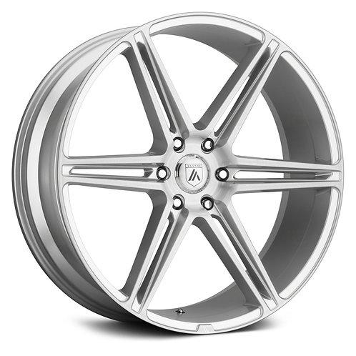 Rin 22x10 Asanti ABL-25 Silver