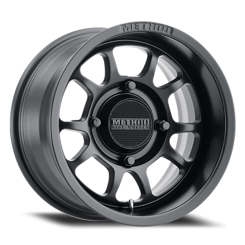 Rin 15x7 Method MR409 Black
