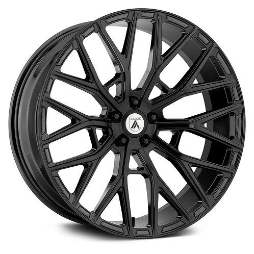 20x8.5 Asanti ABL-21 Black