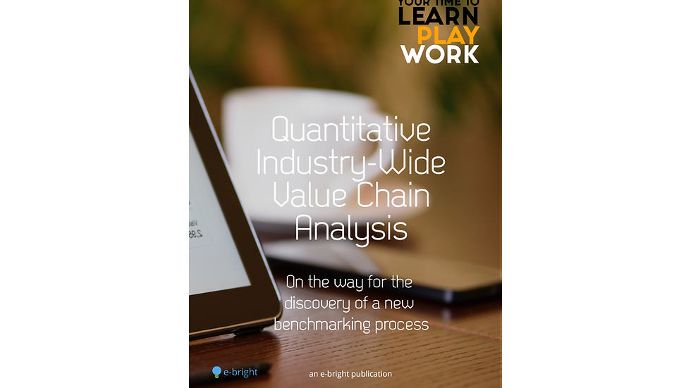Quantitative Industry Wide Value Chain Analysis (Part 1)