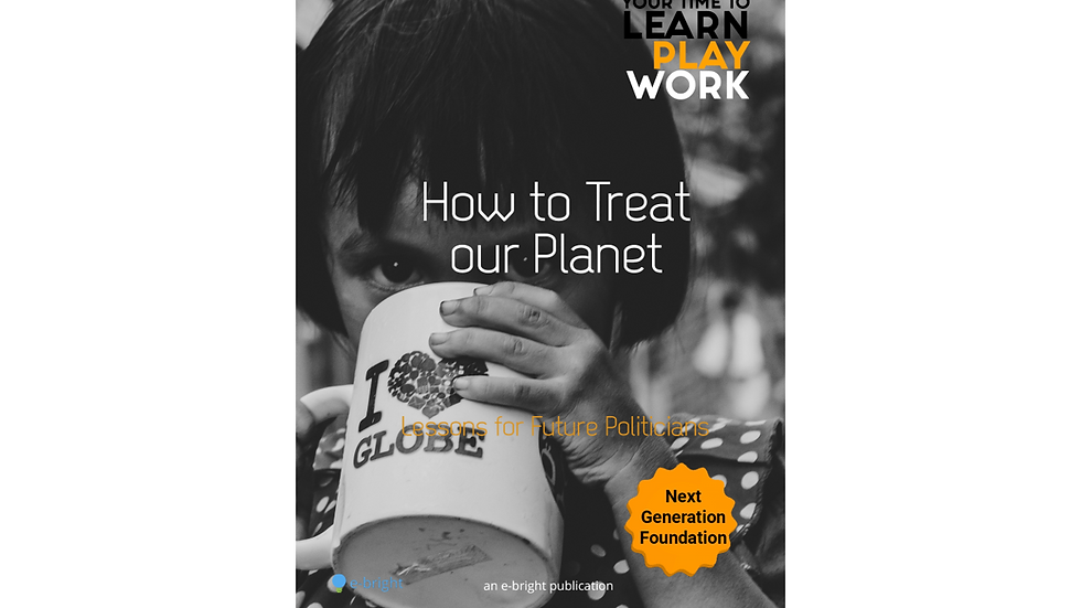 How to treat our planet?