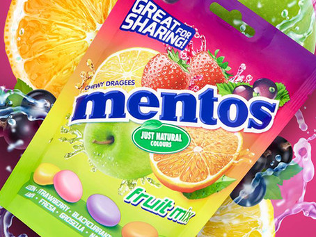 4 Years of Social Success with Mentos