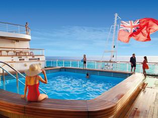 P&O Cruises   Downton Abbey