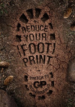 GP Batteries | Reduce your Footprint