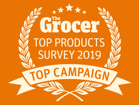 'The People's Pie' wins Top Campaign at The Grocer