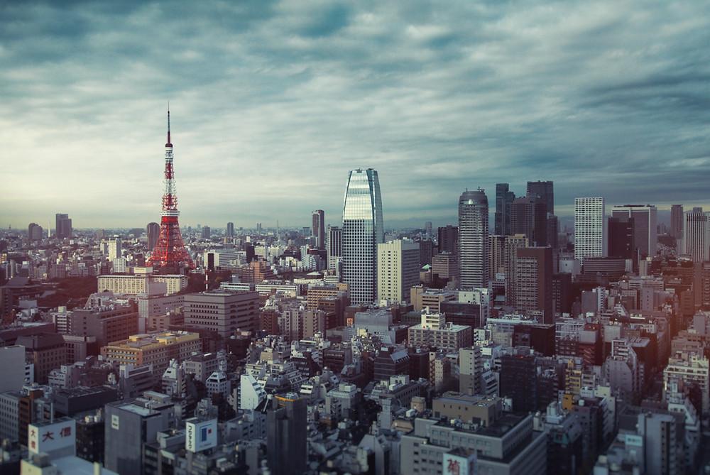 Tokyo (Image credit: Wix)
