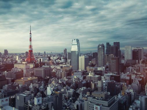 Biophilic architecture in Tokyo
