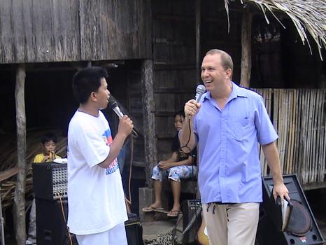 Philippines Crusade with Pastor Jonathan