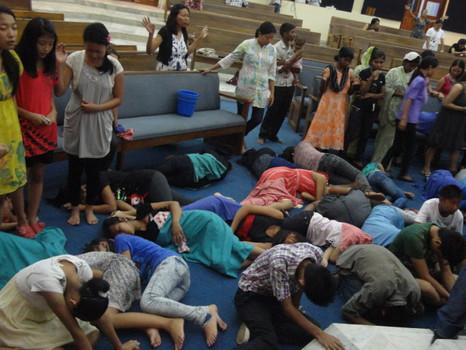 Nagaland Youth under the power.JPG