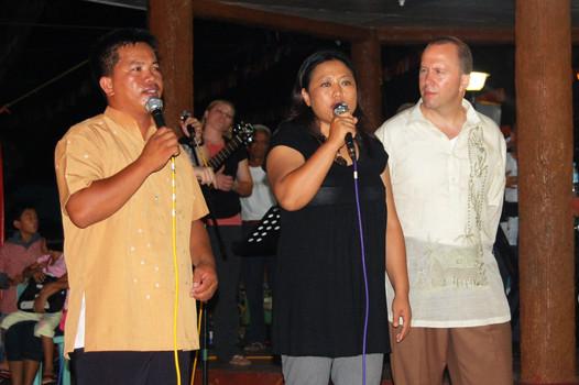 PH- Dapitan Freedom Fest Hokali preachin