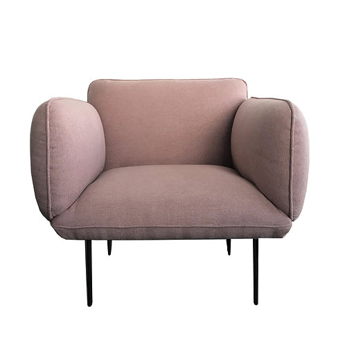Ladonna Occasional Chair PINK
