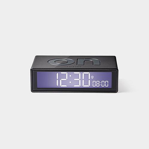 Flip Clock -Gun Metal