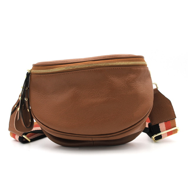 Obsessed Bum Bag Tan 2