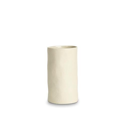 Cloud Vase (M)- Chalk