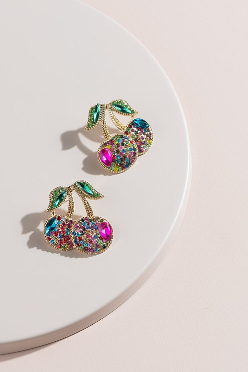 MOSK Cherry Earring