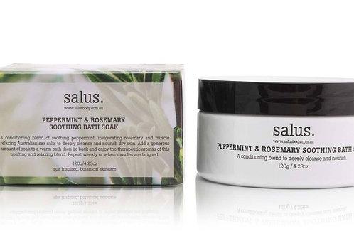 Peppermint & Rosemary Soothing Bath Soak