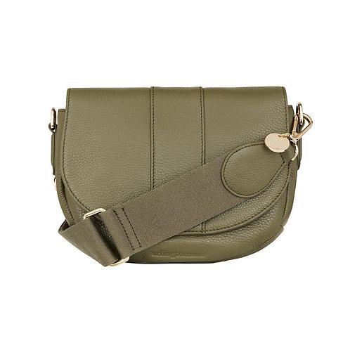 Zara Saddle Bag