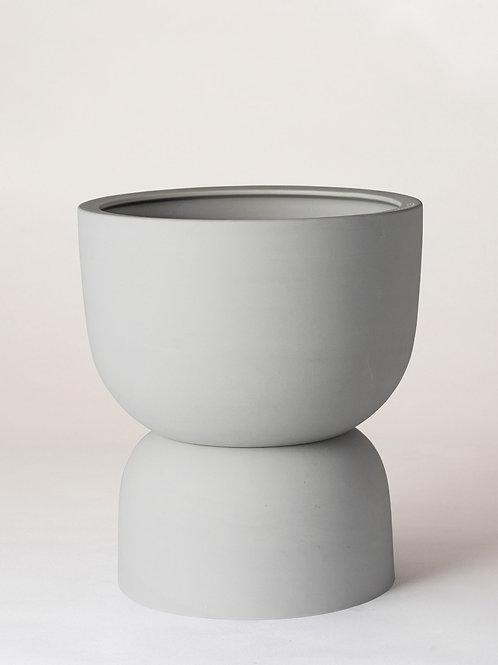 Raw Earth Planter - Siltstone Grey