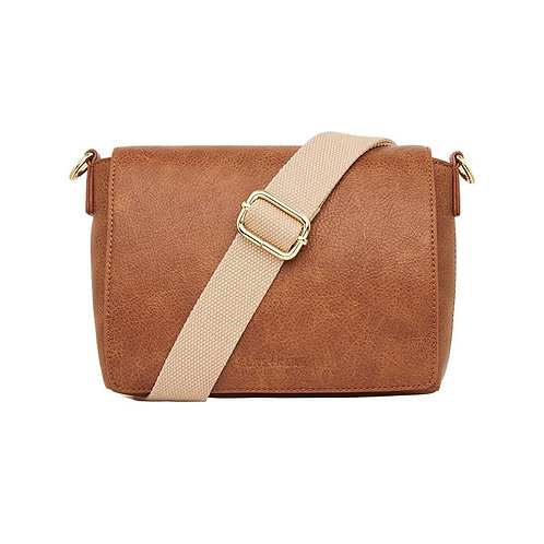 Ferrara Day Bag - Tan
