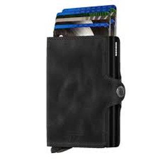 Secrid Twin Wallet - Vintage Black