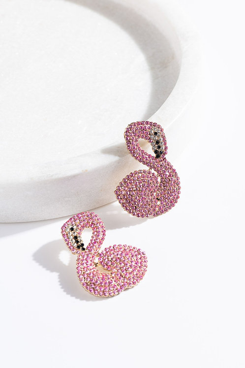 MOSK Flamingo Earring