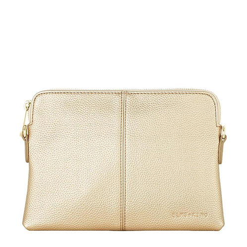Bowry Wallet-Light Gold