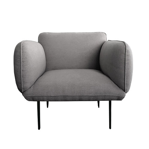 Ladonna Occasional Chair GREY