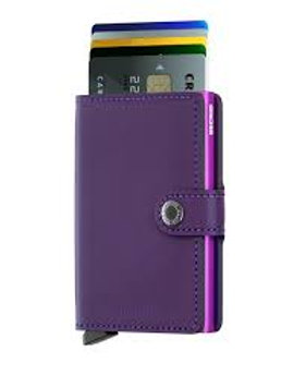 Secrid Wallet -Matte Purple