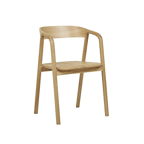 Sketch Inlay Dining Chair