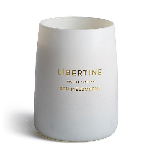 Soh Melbourne Candle - Libertine