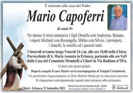 Mario Capoferri
