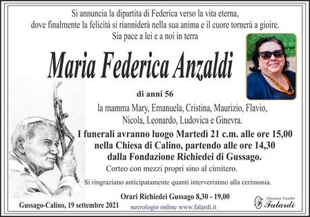 Maria Federica Anzaldi