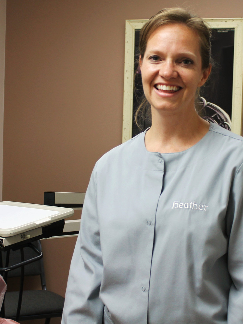Our Hygienist Heather