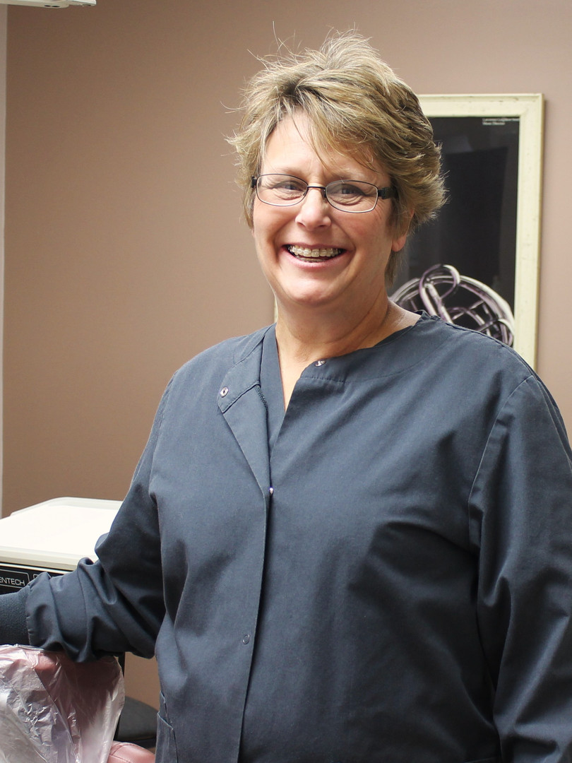 Our Hygienist Nancy