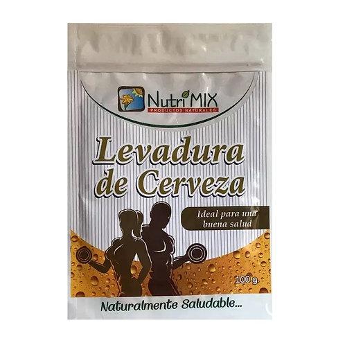Levadura Cerveza 100g Nutrimix