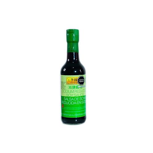 Salsa de Soya Reducida en Sodio Sillao Lite 500ml