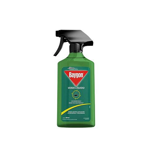 Baygon Verde Liq. 480Ml